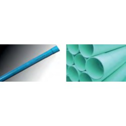 Pvc sp cial assainissement non collectif tubes pandage for Tube pvc 100 diametre interieur