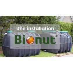 Filtre compact Bionut 10 EH sortie haute