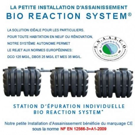 Micro station Phytoplus SBR 8000