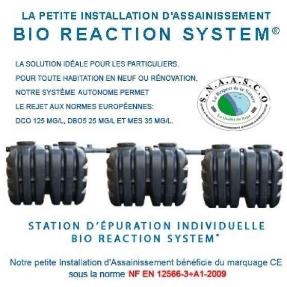 Micro station Phyto Plus SBR 11000 11 à 15 EH