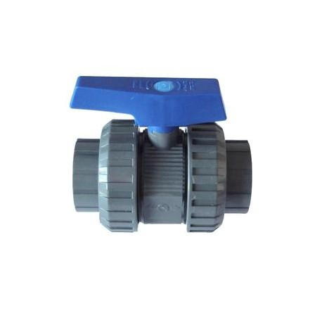 Vanne PVC pression PN16 D63mm