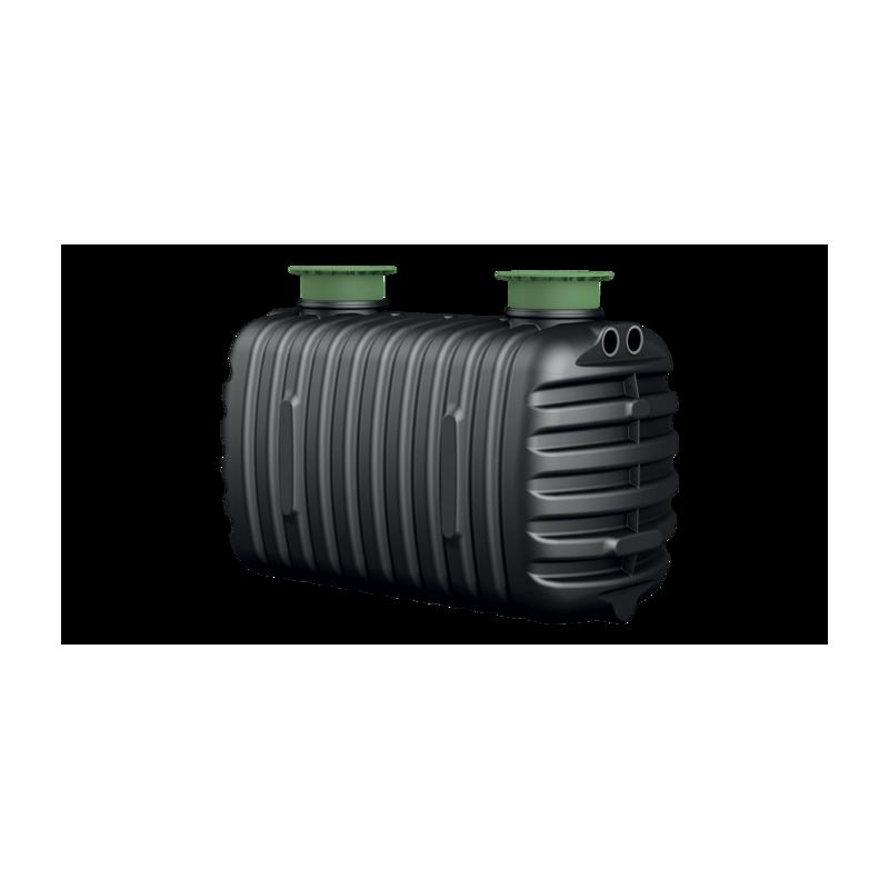 fosse toutes eaux GRAF 3000 Litres avec pré-filtre intégré