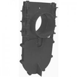 Préfiltre fosse toutes eaux PF-17avec vanne guillotine