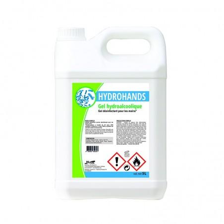 Gel Hydro alcoolique Ecologique HYDROHANDS