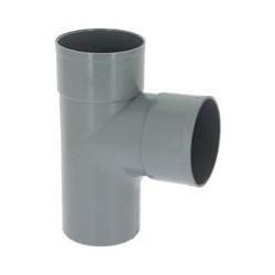 T de raccordement diam 100 mm  Femelle / Femelle / Male