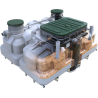 ecoflo 5 EH version pack sortie haute